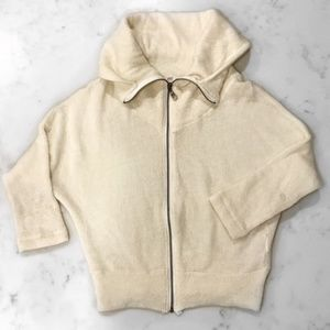 Sweaters - [Boutique] Cozy Zip Up Sweater
